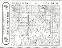 Map Image 006, Moultrie County 1978
